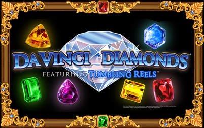 Play Da Vinci Diamonds - Slots - IGT games