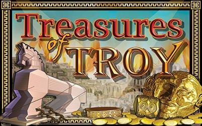 Play Treasures of Troy - Slots - IGT games