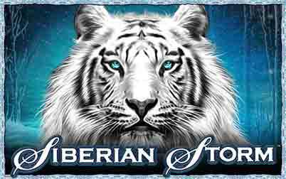 Play Siberian Storm - Slots - IGT games