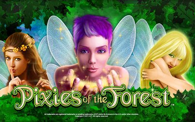 Play Pixies of the Forest - Slots - IGT games