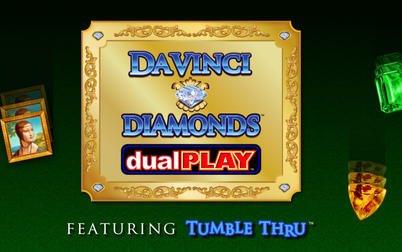 Play Da Vinci Dual Play - Slots - IGT games