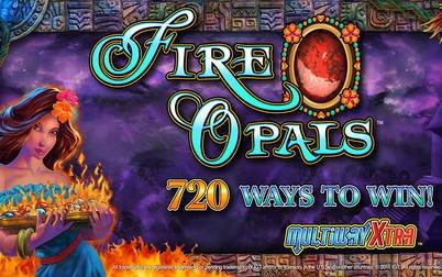 Play Fire Opals - Slots - IGT games