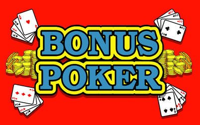 Play Game King Bonus Poker - Video Poker - IGT games