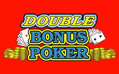 Play Game King Double Bonus Poker - Video Poker - IGT games