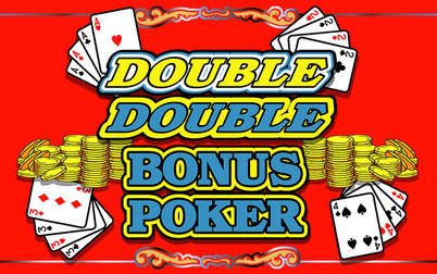 Play Game King Double Double Bonus Poker - Video Poker - IGT games