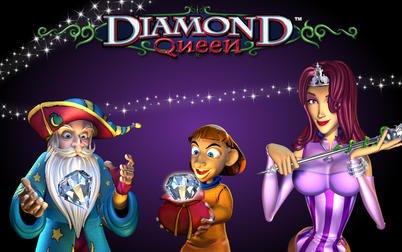 Play Diamond Queen - Slots - IGT games