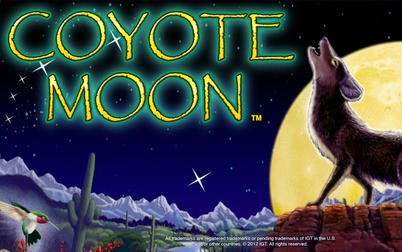 Play Coyote Moon - Slots - IGT games