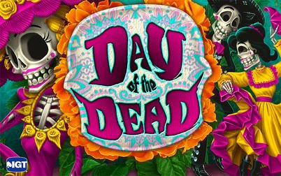 Play Day of the Dead - Slots - IGT games