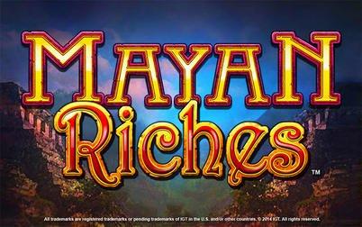 Play Mayan Riches - Slots - IGT games