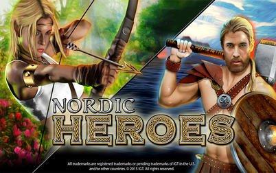 Play Nordic Heroes - Slots - IGT games