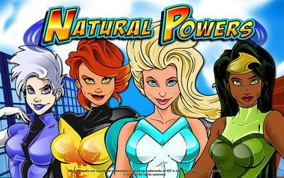 Play Natural Powers - Slots - IGT games