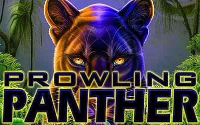 Play Prowling Panther - Slots - IGT games