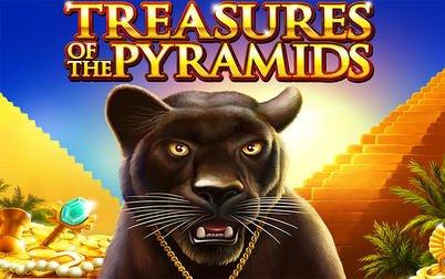 Play Treasures of the Pyramid - Slots - IGT games