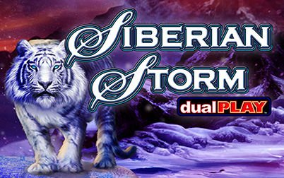 Play Siberian Storm Dual Play - Slots - IGT games