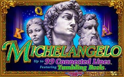 Play Michelangelo - Slots - High 5 Games