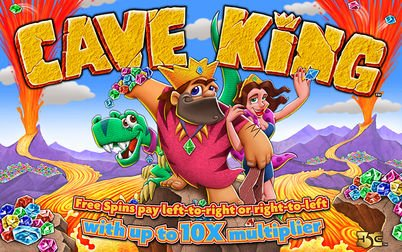 Play Cave King - Slots - High 5 Games