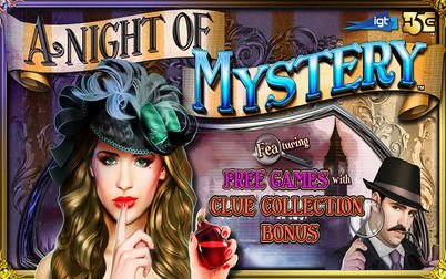 Play A Night of Mystery - Slots - High 5 Games