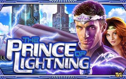 Play Prince of Lightning - Slots - High 5 Games