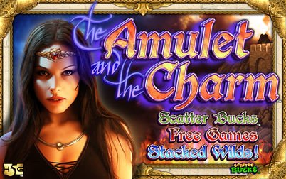 Play The Amulet and the Charm - Slots - High 5 Games