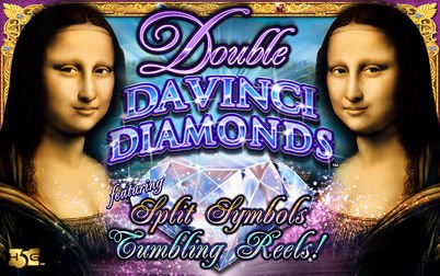 Play Double DaVinci Diamonds - Slots - High 5 Games