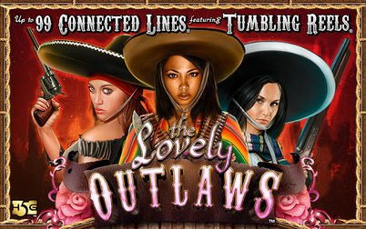 Play The Lovely Outlaws - Slots - High 5 Games