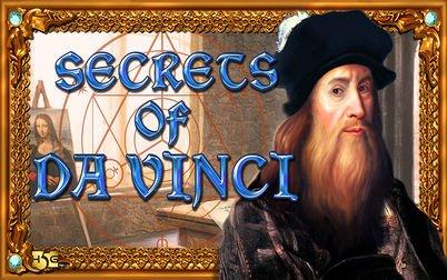 Play Secrets of DaVinci - Slots - High 5 Games