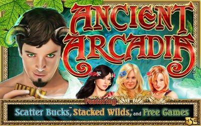 Play Ancient Arcadia - Slots - High 5 Games