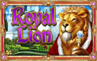 Play Royal Lion - Slots - High 5 Games