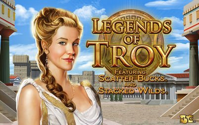 Play Legends of Troy - Slots - High 5 Games