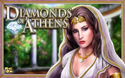 Play Diamonds of Athens - Slots - High 5 Games
