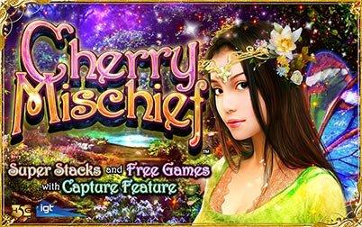 Play Cherry Mischief - Slots - High 5 Games