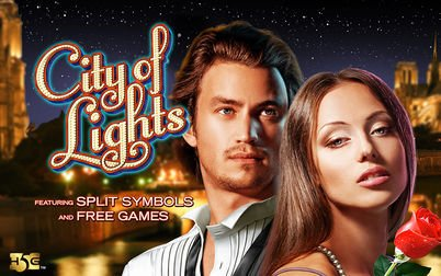 Play City of Lights - Slots - High 5 Games