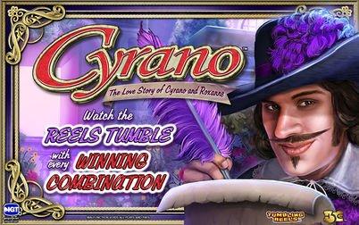 Play Cyrano - Slots - High 5 Games