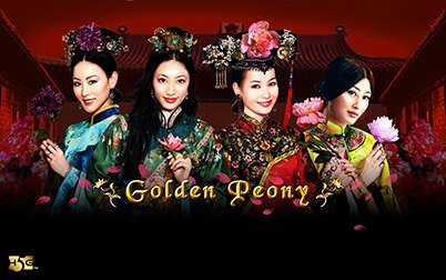 Play Golden Peony - Slots - High 5 Games