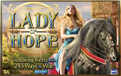 Play Lady of Hope - Slots - High 5 Games
