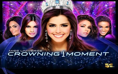 Play Miss Universe® Crowning Moment - Slots - High 5 Games