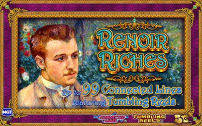Play Renoir Riches - Slots - High 5 Games