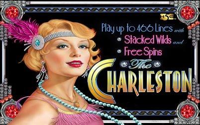 Play The Charleston - Slots - High 5 Games