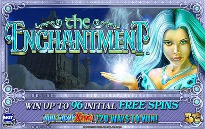 Play The Enchantment - Slots - High 5 Games