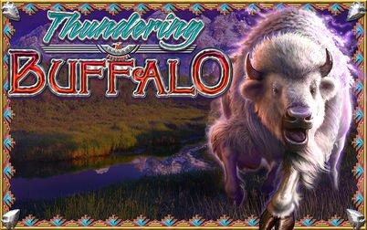 Play Thundering Buffalo - Slots - High 5 Games