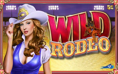 Play Wild Rodeo - Slots - High 5 Games