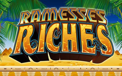 Play Ramesses Riches - Slots - NYX games