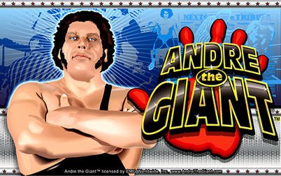 Play Andre the Giant - Slots - NYX games