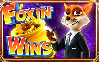 Play Foxin' Wins - Slots - NYX games