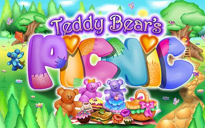 Play Teddy Bear's Picnic - Slots - NYX games