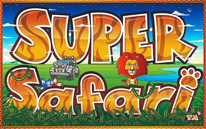 Play Super Safari - Slots - NYX games