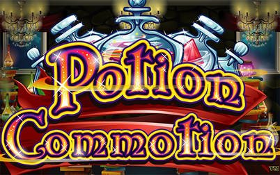 Play Potion Commotion - Slots - NYX games
