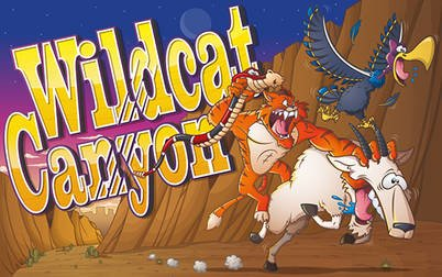 Play Wildcat Canyon - Slots - NYX games
