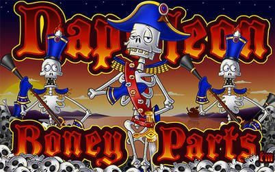 Play Napoleon Boney Parts - Slots - NYX games