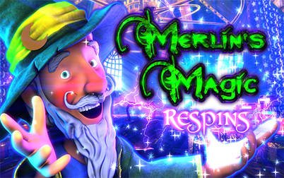 Play Merlin's Magic Respins - Slots - NYX games
